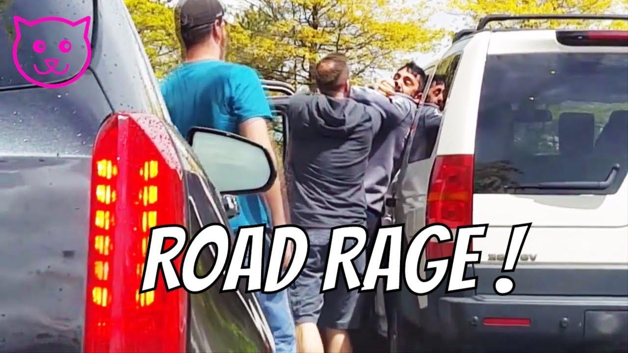 ROAD RAGE KARMA ANGRY DRIVERS COMPILATION 2017