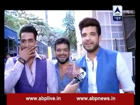 Watch 'pagalpanti' of Karan Patel and Karan Kundra
