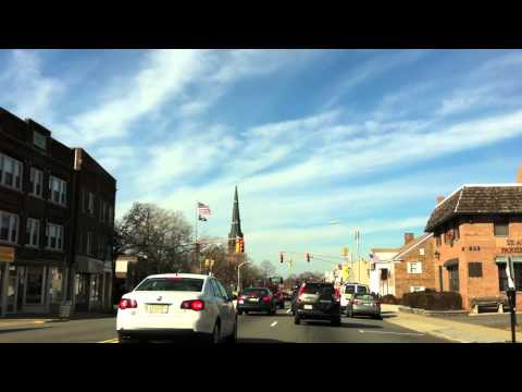 Bloomfield Avenue, Caldwell, New Jersey