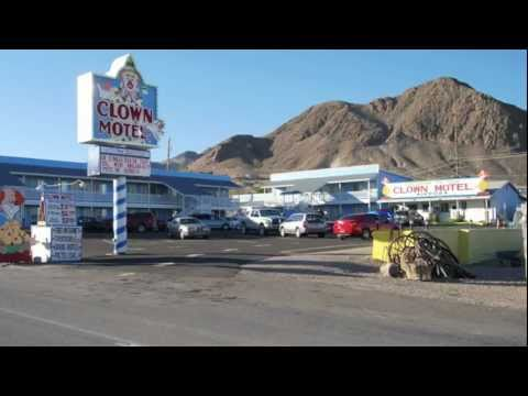 Clown Motel Tonopah Nevada