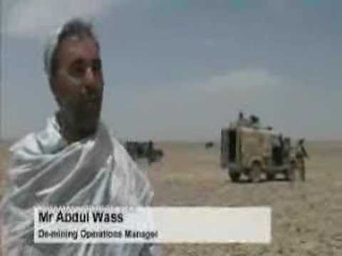 Reconstruction the key to progress in Helmand (VIDEO)