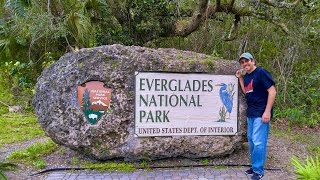 Boondocking in the Everglades | Traveling Robert