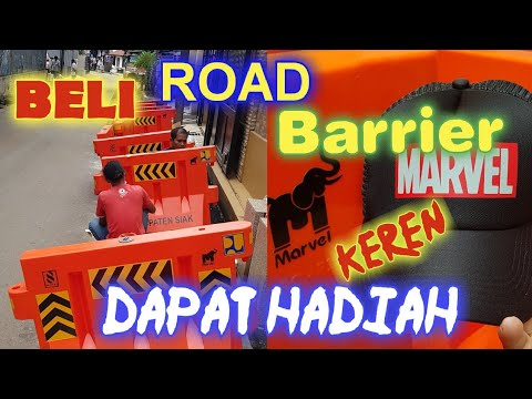hadiah Road Barrier