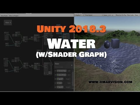 Unity 2018 3 Water with Shader Graph - PakVim net HD Vdieos