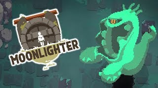 CO TO ZA BYDLE?!  MOONLIGHTER #4 | Diabeuu