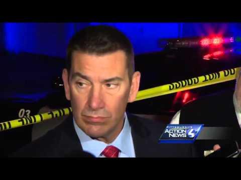 Allegheny County police Lt. Schurman on Wilkinsburg mass shooting
