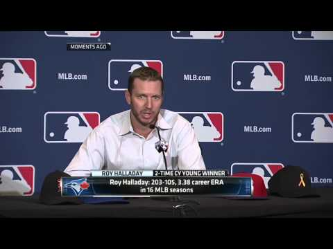 Roy Halladay Retires