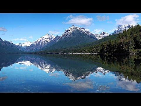 Glacier National Park, Montana, USA In 4K (Ultra HD)