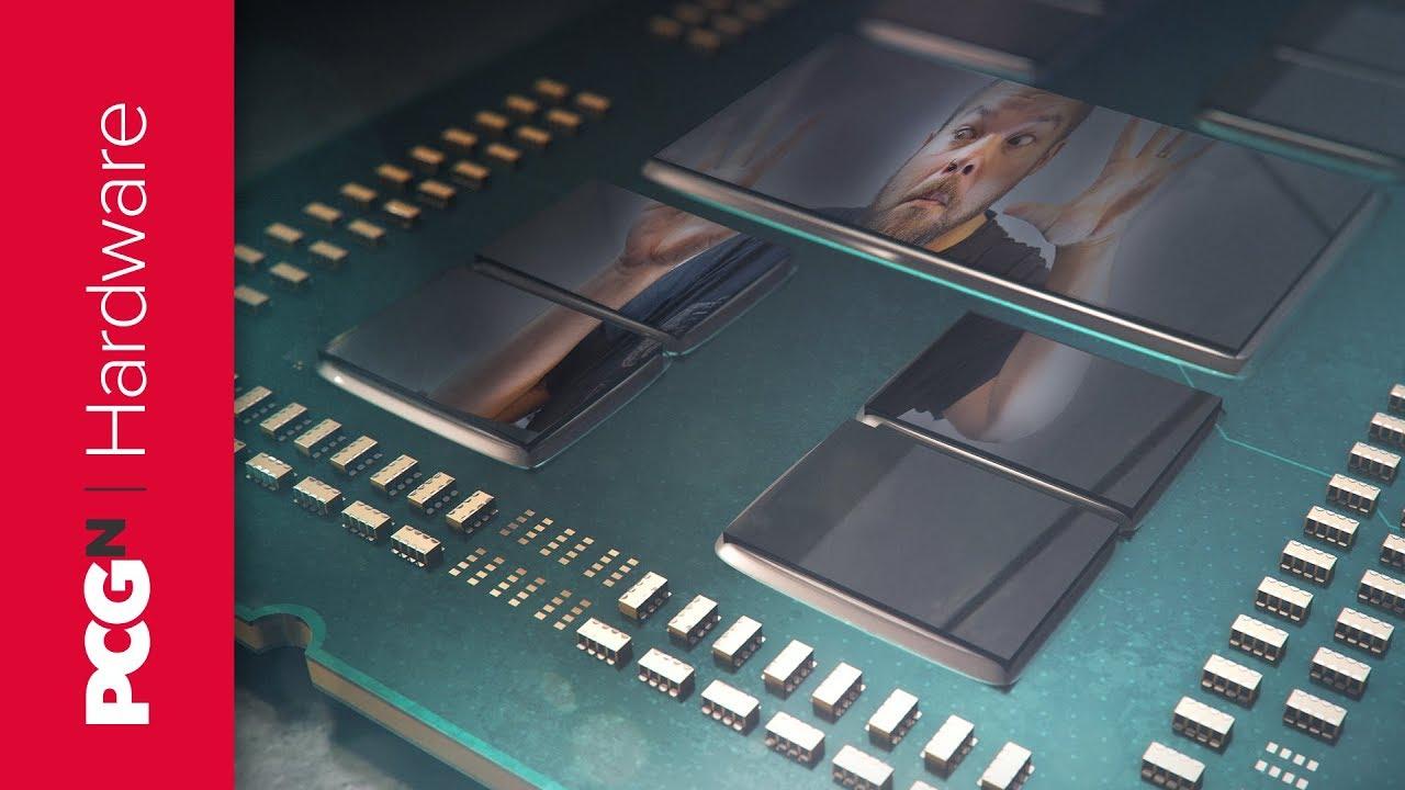AMD 3rd Gen Ryzen Threadripper confirmed for late 2019 launch | PCGamesN
