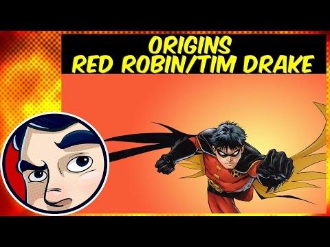 Tim Drake / Red Robin - Origins