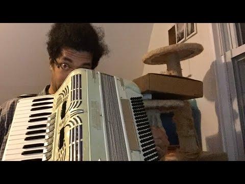 Accordion improvisation 9/8/17