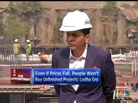Abhishek Lodha Talks About His Company's IPO Plans
