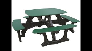 Bistro Picnic Table