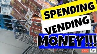 Spending vending money video thumbnail