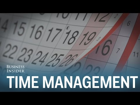 How a Calendar Actually Sabotages Your Time Management Efforts