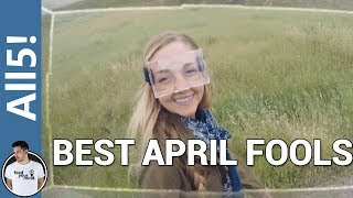 5 Of The Best April Fools Pranks Of 2016!