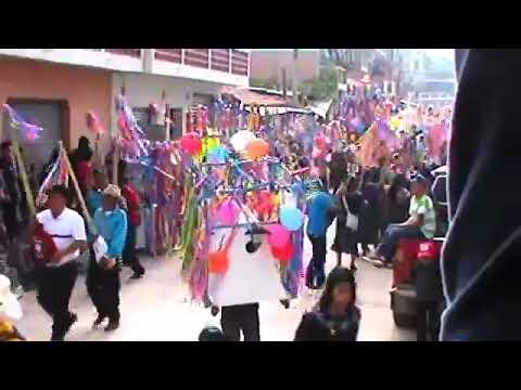 Coheteros En Joyabaj Con Reyna Chupolense 12 De Agosto 2017 La Feria De La Virgen Maria Del Tránsito