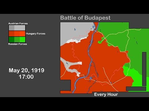 [Alternate Wars] The Battle of Budapest, Every Hour