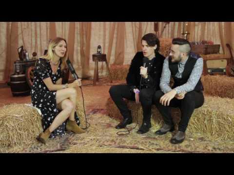 Tax the Heat Interview At Ramblin' Man Fair 2016 (uDiscoverMusic.com Interview)