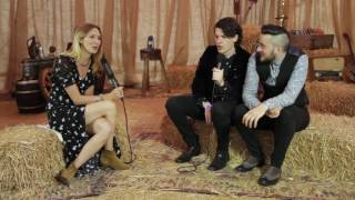 Tax the Heat Interview At Ramblin' Man Fair 2016 (uDiscoverMusic.com Interview) thumbnail
