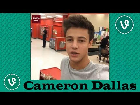 Cameron Dallas VINES ✔★ (ALL VINES) ★✔ NEW HD 2016