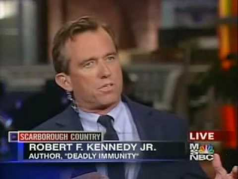 Robert Kennedy on the Vaccine Autism Coverup