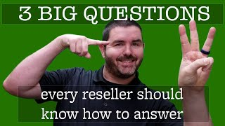 So, You Want To Be A Reseller? Here