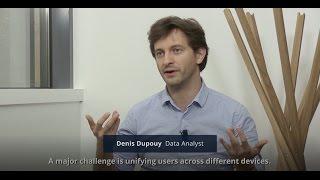 مقابلة: البيانات التحديات التحليلات الرقمية مع محلل البيانات دينيس Dupouy
