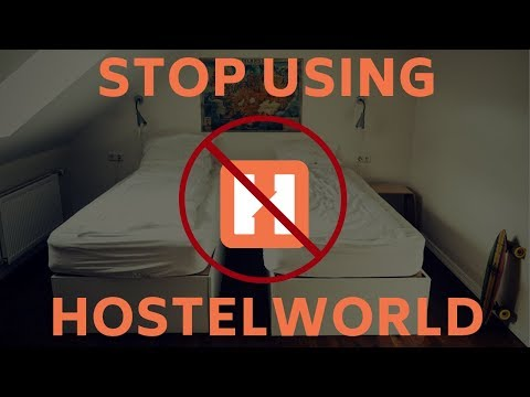 Stop Paying Hostelworld Fees And Book Your Hostel Direct