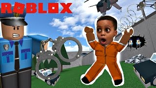 PRISON JAILBREAK - ROBLOX