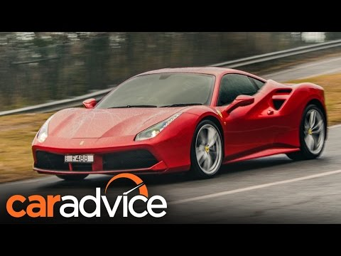 2016 Ferrari 488 Gtb Review Caradvice Youtube