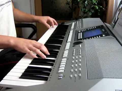skrzypeczki keyboard yamaha psr s710 by rafillo youtube. Black Bedroom Furniture Sets. Home Design Ideas