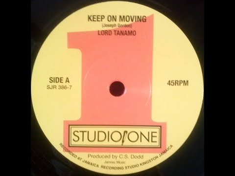 Lord Tanamo - Keep On Moving + Jackie Mittoo - Totally Together mp3