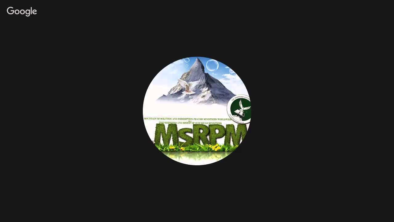 msrpm children bible study and prayer fellowship 9pm cet 27 02 16