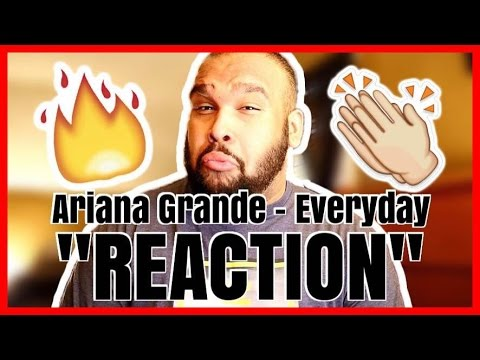 Ariana Grande ft. Future - Everyday [REACTION]