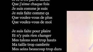 Je suis comme je suis - Jacques Prévert