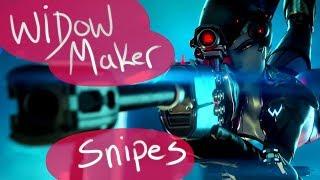 Widowmaker Snip Snipes (Overwatch gameplay)