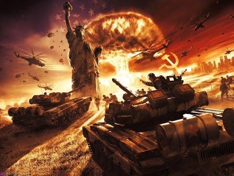 NUCLEAR WORLD WAR 3