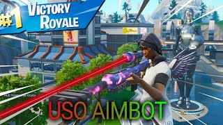 EU USO AIMBOT NO FORTNITE?!!! (HIGHLIGHTS)1080p