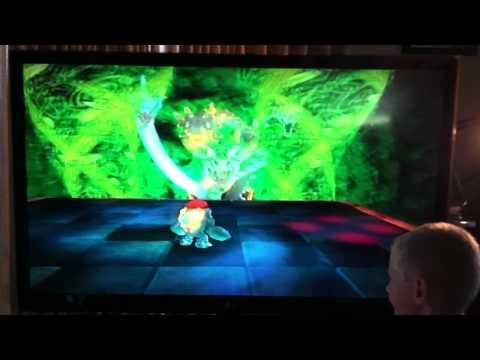 Skylanders: Defeating Kaos' Castle by Ace Lightforce