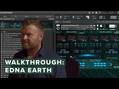 Walkthrough: eDNA Earth