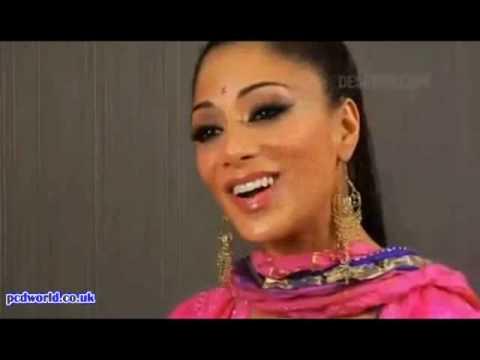 Nicole Spoke about Jai Ho!