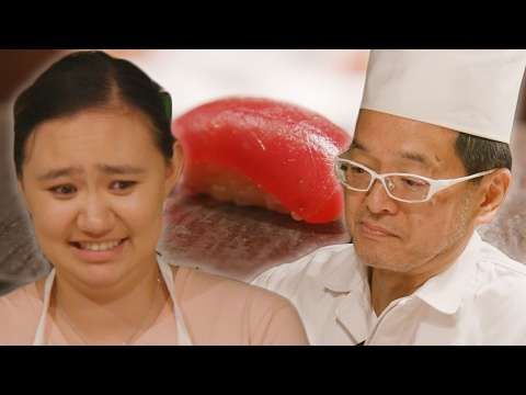 Thumbnail: Asian Americans Learn How To Make Sushi