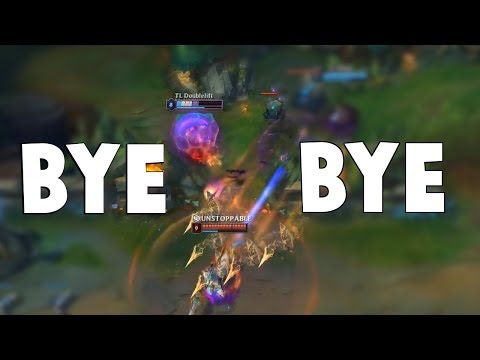 WHEN DOUBLELIFT PERFORMS THE DOUBLE JUKE IN LCS...  | Funny LoL Series #401