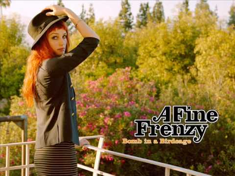 A Fine Frenzy - What I Wouldn't Do