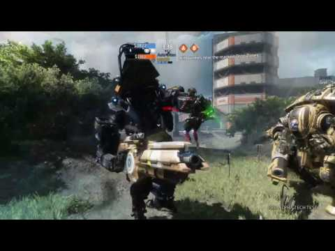 Titan fall technical test