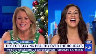 5 Tips To Keep You Healthy Over the Holidays (As Seen on HLN)
