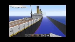Minecraft Classic! Gigantic Titanic