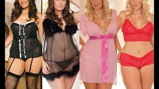Мода для полных женщин. Нижнее белье - Показ мод.(, 2015-08-14T20:59:01.000Z)