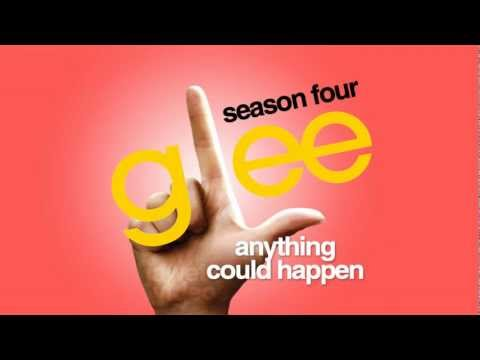 Anything Could Happen - Glee Cast [HD FULL STUDIO]